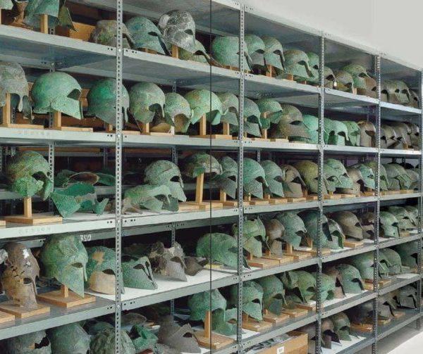 Το Αρχαιολογικό Μουσείο της Ολυμπίας…