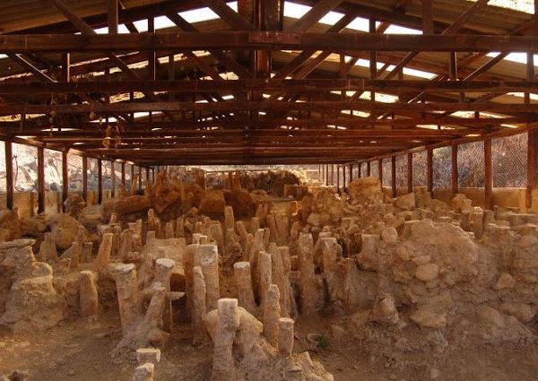 Αρχαία ξύλινη γέφυρα Αμφίπολης