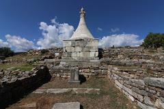 Το Ταφικό Μνημείο Κ3 στο Γυμνάσιο της αρχαίας Μεσσήνης