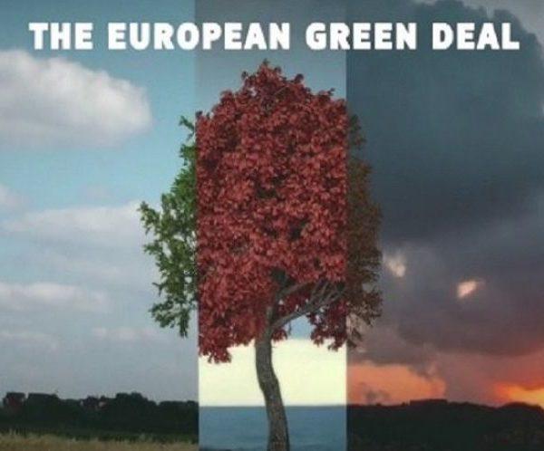 Μια Πράσινη αγοραία Συμφωνία