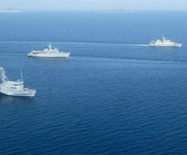 52 σκάφη του Λιμενικού και του Πολεμικού Ναυτικού θα επιχειρούν στα θαλάσσια σύνορα για την αποτροπή εισόδου παράνομων μεταναστών.