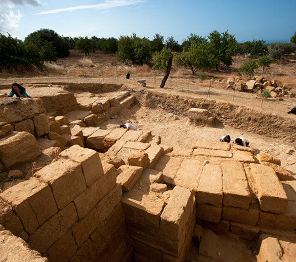 Ακράγας: Ανακάλυψη του θεάτρου της ελληνικής πόλης της Σικελίας