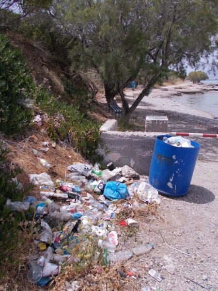 ΡΕΠΟΡΤΑΖ -Δεν έγιναν από παραθεριστές  που ήλθαν στο νησί μας ; ΒΙΝΤΕΟ