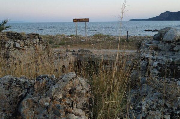 Ο αρχαίος Λακωνικός Ασωπός- Η βυθισμένη πόλη