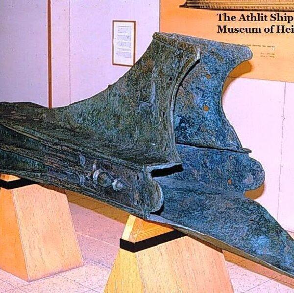 Τα έμβολα των πολεμικών πλοίων της κλασικής, ελληνιστικής και ρωμαϊκής εποχής