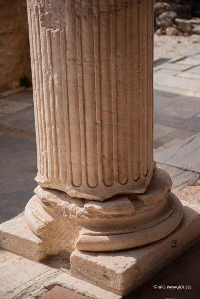 . Μονή Δαφνίου ,Χαϊδάρι