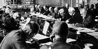 Α' Π.ΠΟΛΕΜΟΣ , Η ΣΥΝΘΗΚΗ ΤΩΝ ΒΕΡΡΣΑΛΛΙΩΝ (28.6.1919) ΚΑΙ ΟΙ ΣΥΝΕΠΕΙΕΣ ΤΗΣ