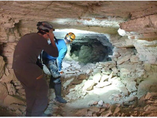 Ένα αρχαίο, κρυφό ορυχείο στα Μέγαρα