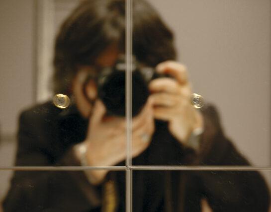 ΣΥΝΕΝΤΕΥΞΗ ΜΕ ΤΗΝ ΔΙΑΚΕΚΡΙΜΜΕΝΗ ΦΩΤΟΓΡΑΦΟ ΜΑΡΙΑ ΣΤΕΦΩΣΗ