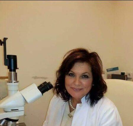 Ευχές απο την Δρ Νότα Ψαροπούλου-Κυριακογιάννη , γιατρό – κυτταρολόγο στο Σαλαμινίων ΒΗΜΑ