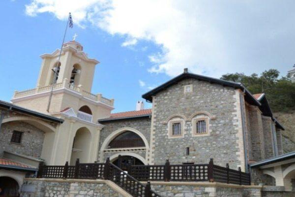 Μονή Κύκκου: Ο ιστορικός ναός και το Θρονί της Παναγίας στην Κύπρο
