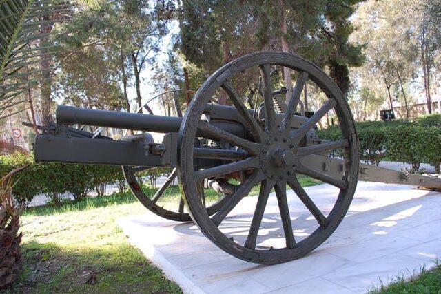 Στρατιωτικό Μουσείο Σχολής Πυροβολικού