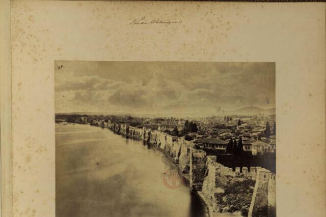 Η κατεδάφιση του θαλασσίου τείχους της Θεσσαλονίκης, 1869