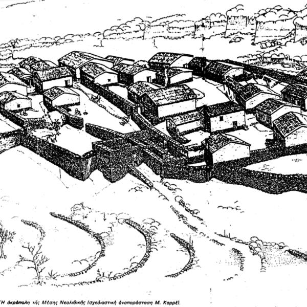 ΙΣΤΟΡΙΑ – Αρχικέςμορφές κοινωνίαςστον Ελλαδικό χώρο. Προϊστορικοί οικισμοί.