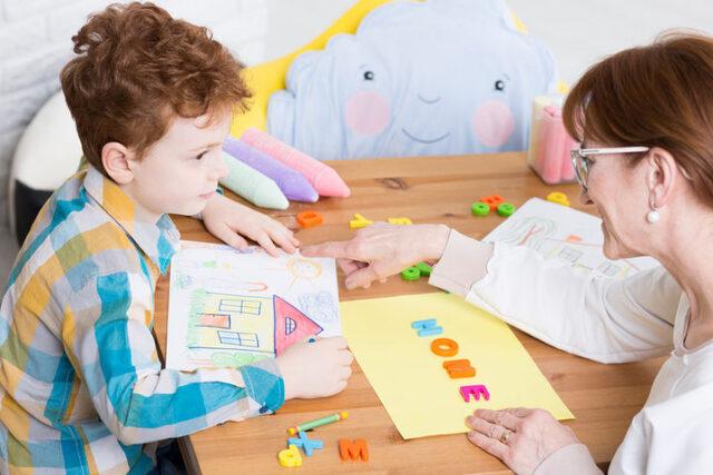 Ένα Γράμμα Από Ένα Παιδί Με Αυτισμό