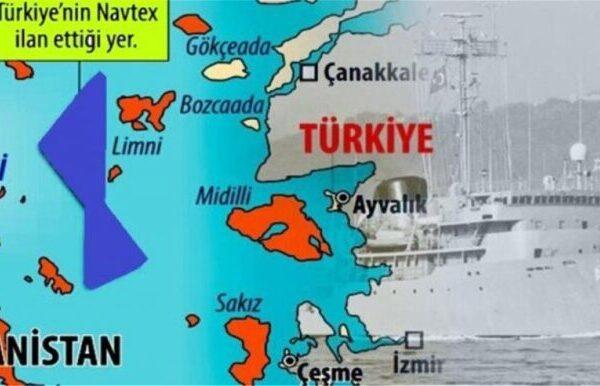 Θρασύτατες προκλήσεις από Τούρκο ναύαρχο: «Αμερικανική αποικία η Ελλάδα – Της δίνουν εντολές!» – Απομακρύνθηκε το σκάφος του Λιμενικού από το «Τσεσμέ»;