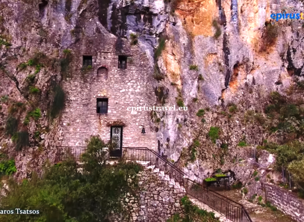Θεσπρωτία:Το Γηρομέρι Και Τα Αξιοθέατά Του …….Σε 2 Εποχές!(Video)