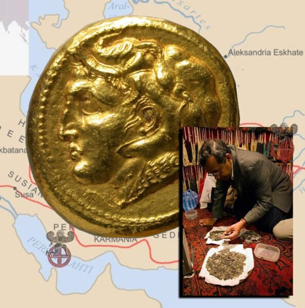 Δρ Ο. Μποπεράτσι, αυτός που ανακάλυψε χαμένα Ελληνικά βασίλεια στην Βακτρία και την Ινδία