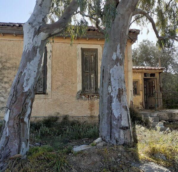 Το Σπίτι του Κουντουριώτη στην Σαλαμίνα – Ρεπορτάζ – ΒΙΝΤΕΟ