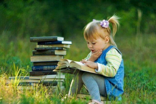 42 βιβλία για μικρά παιδιά