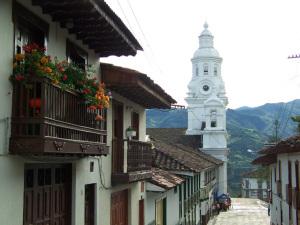 Η Σαλαμίνα της Κολομβίας