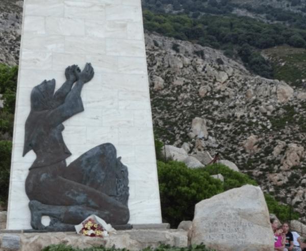 Μνήμη της θυσίας των θυμάτων της πυρκαγιάς της 30ης Ιουλίου 1993