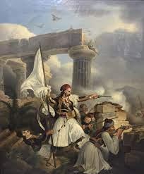 Πολέμαρχος Γεώργιος Καραϊσκάκης, ο ήρωας  πρωταγωνιστής του 1821.- Απο τον Μυργιώτη Παναγιώτη