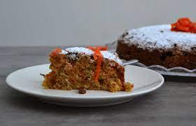 Κέικ καρότου χωρίς αυγά, βούτυρο και μίξερ!