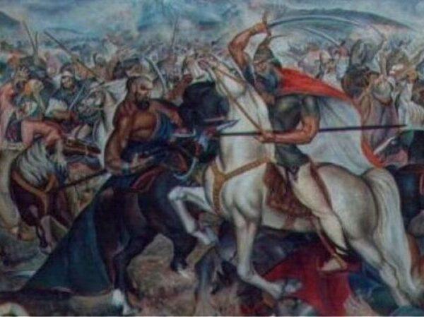 Γεωργιος Καστριώτης. Σκερντένμπεης. 1405-1468. – Απο τον Γεώργιος Σκλαβούνος